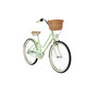 "Creme Mini Molly 24"" Childrens Bike turquoise"